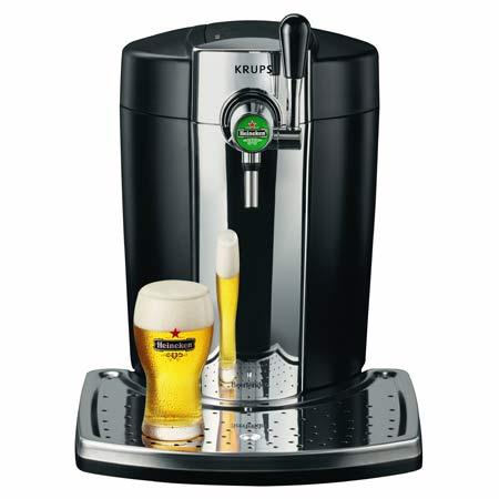 Beertender krups