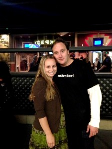 Jay Mohr too close to my wife.