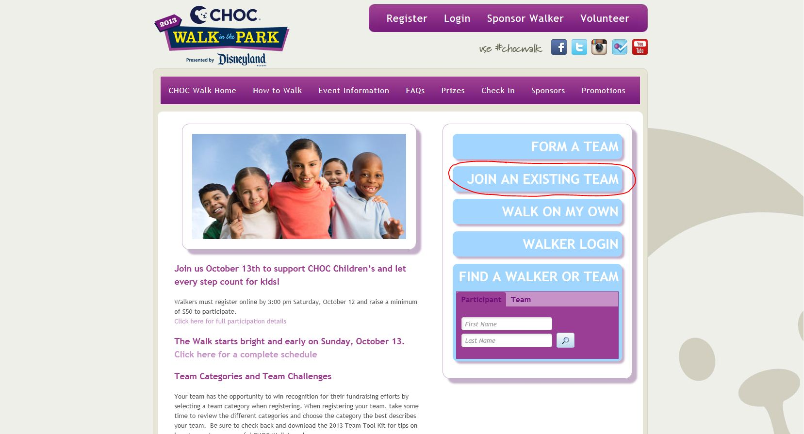 chocwalkjointeam