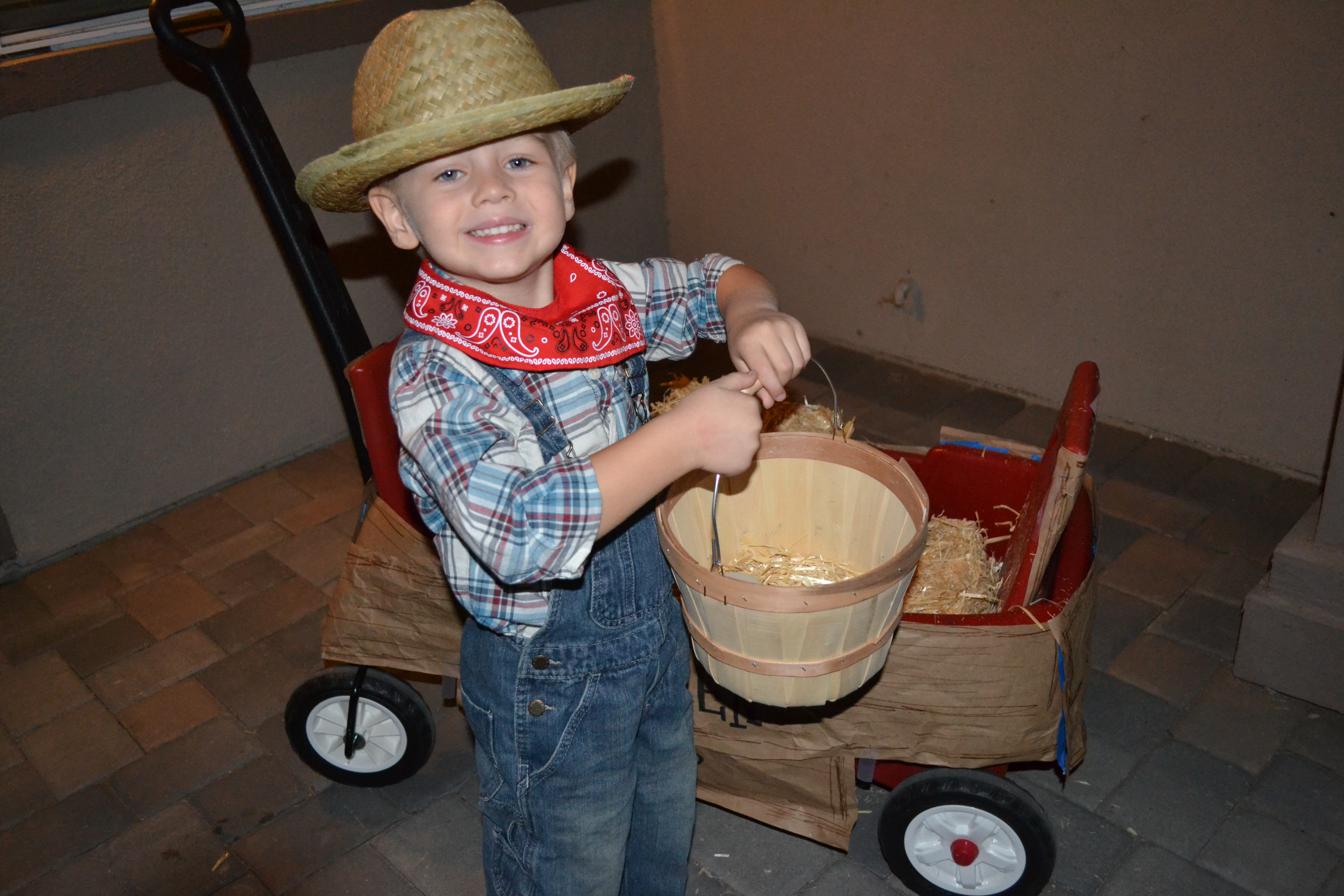 Farmer Jax.