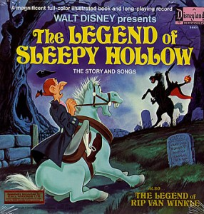 Disney+(All)+-+The+Legend+Of+Sleepy+Hollow+-+The+Story+And+Songs+-+Sealed+-+LP+RECORD-284256